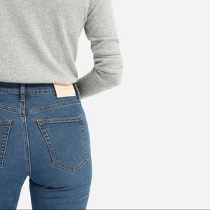 Everlane Cigarette Jeans